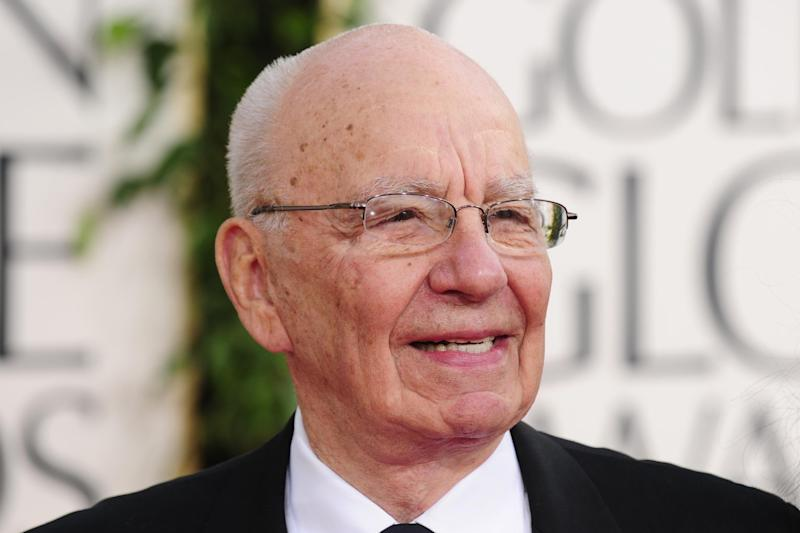 Bid battle: Rupert Murdoch's 21st Century Fox has upped its offer for Sky: AFP/Getty Images