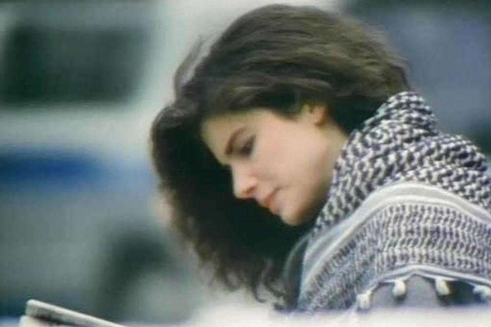 <p>Bullock plays a kidnapping victim in this thriller about the CIA.</p>