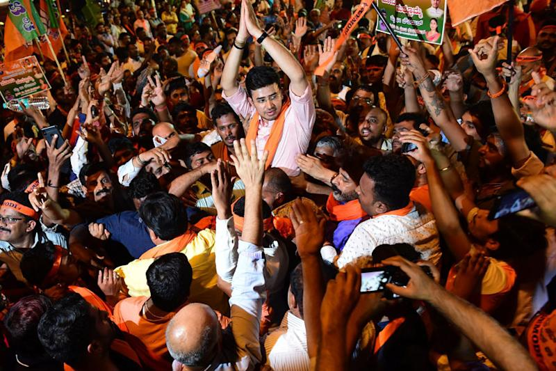 From Assistant Head Boy in School to MP Ticket, The Meteoric Rise of BJP's Bangalore South Candidate Tejasvi Surya