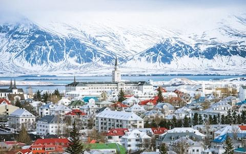 WOW air is based in the Icelandic capital of Reykjavik - Credit: istock