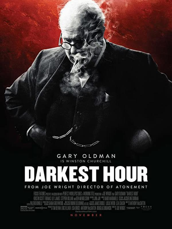 Gary Oldman dalam Darkest Hour. (Foto: Focus Features/ IMDb)