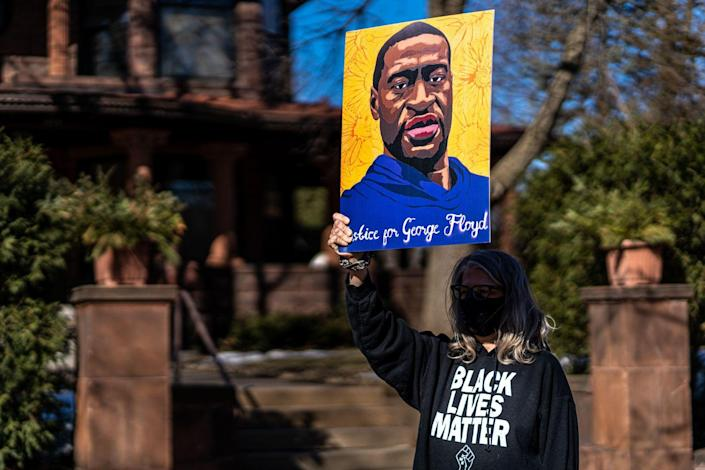 Minneapolis on Edge as the First Officer Charged in Killing of George Floyd Goes on Trial