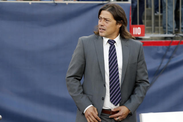 Matias Almeyda might be about to coach his last game for the San Jose Earthquakes. (Getty)