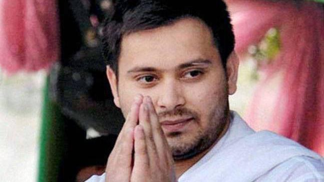 Tejashwi, who attended the swearing-in ceremony of Karnataka Chief Minister HD Kumaraswamy in Bengaluru today took to Twitter to share his sentiments over opposition unity.