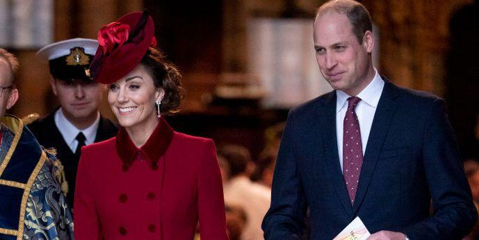 Kate Middleton & Prince William Send A Personal Thank You To Hospital Staffers