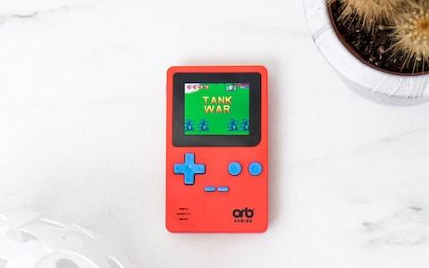 Retro Handheld Console - Credit: Firebox