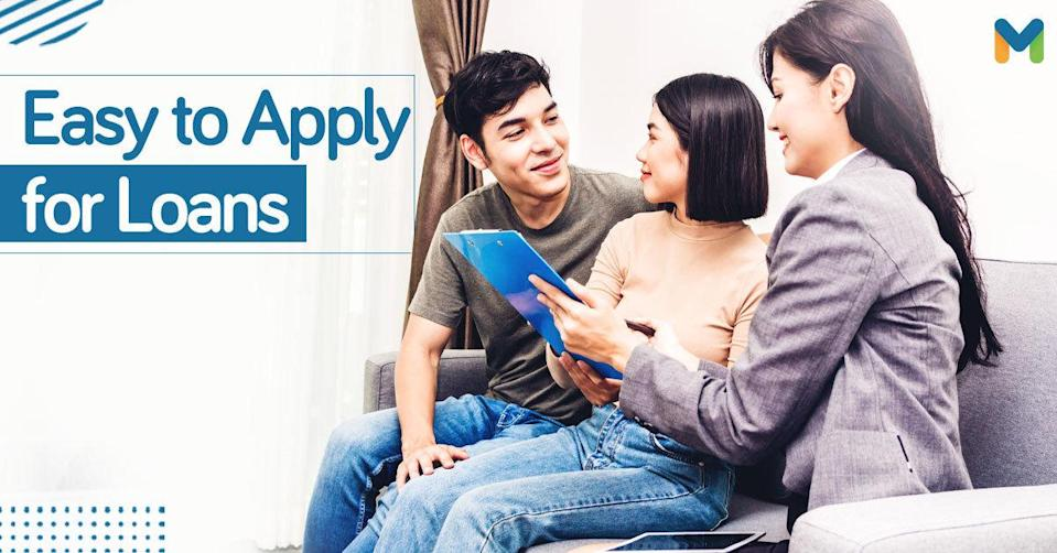 easy to apply for loan