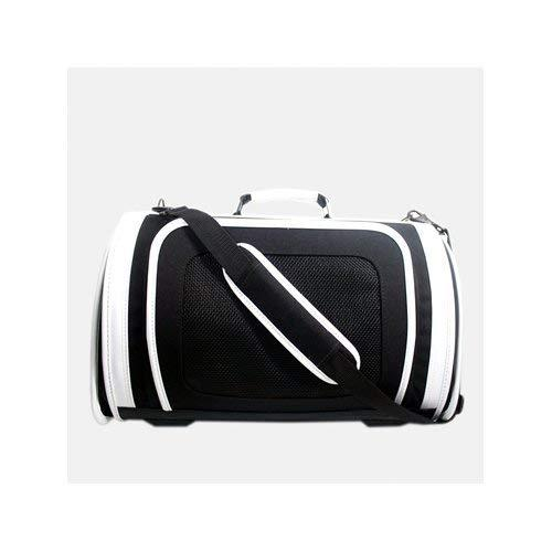 Petote Kelle Black & White Carrier (Small) (Amazon / Amazon)