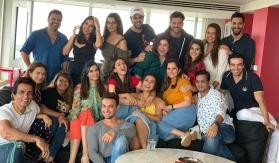 Farah Khan hosts Sunday lunch party for B-town celebs