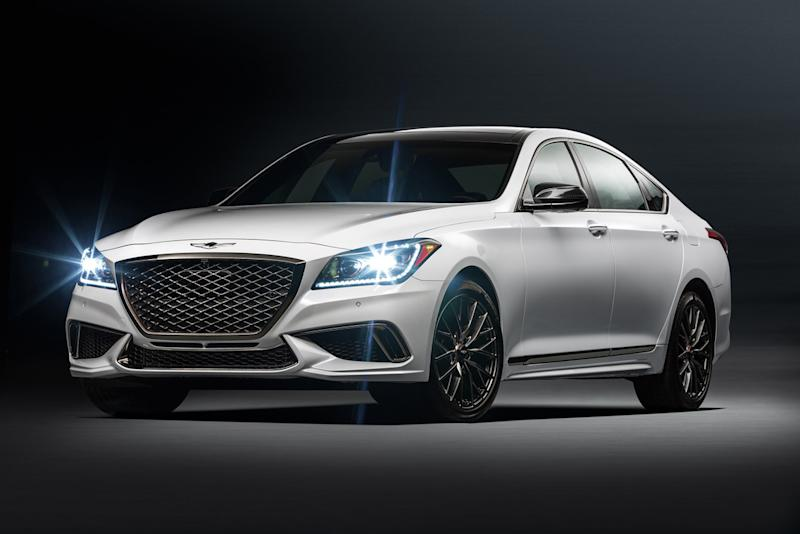 genesis g sport news specs pictures performance