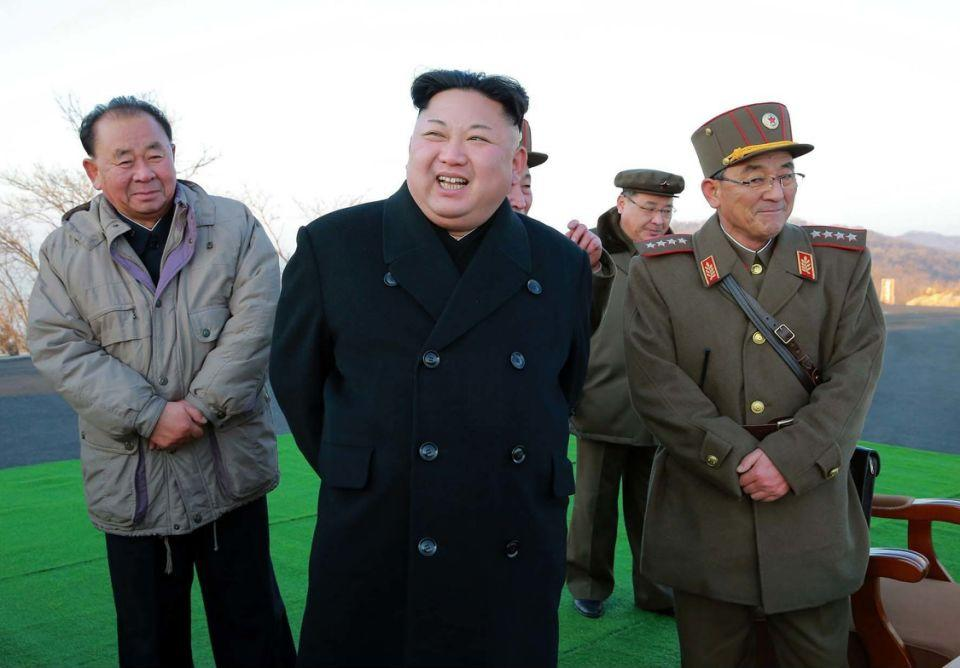 The article warns the US of intervening in North Korea's nuclear program. Source: AP
