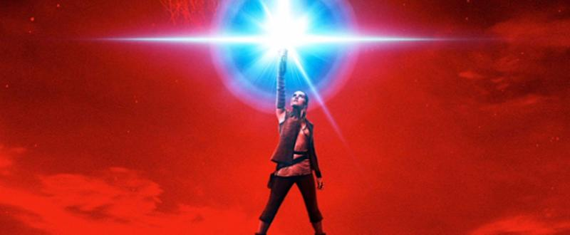 Don't Freak Out (or Do), but the Poster For Star Wars: The Last Jedi Is Here