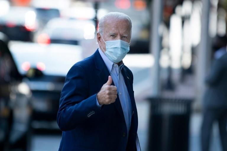 Markets are rising as investors see better chances for a sweep by Joe Biden and the Democrats, which could break the political logjam in Washington on a new stimulus package for the US economy