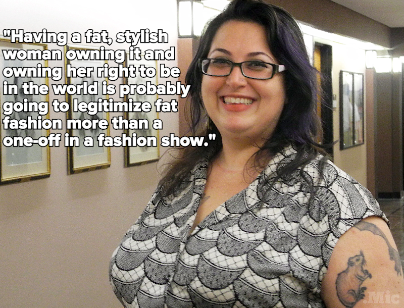 f210065ae9d36 What the First Designer to Ever Show Plus-Size Clothes at Fashion Week  Wants Us to Know