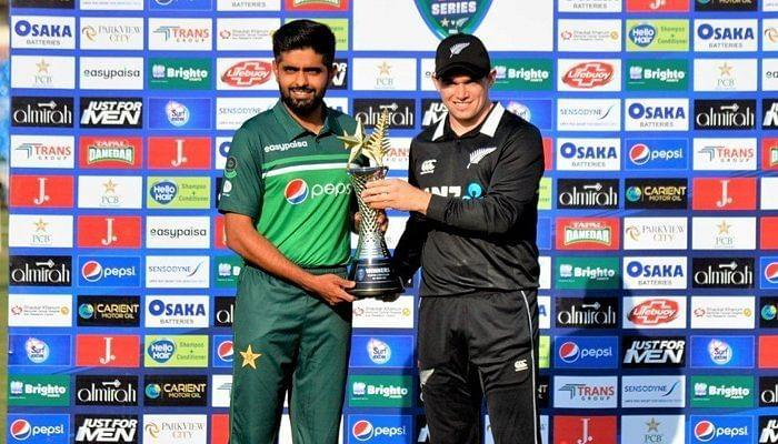 Pakistan Cricket Board states that the series has been postponed for the time being