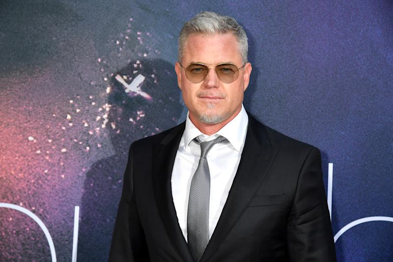"""LOS ANGELES, CALIFORNIA - JUNE 04: Eric Dane attends HBO's """"Euphoria"""" premiere at the Arclight Pacific Theatres' Cinerama Dome on June 04, 2019 in Los Angeles, California. (Photo by Jeff Kravitz/FilmMagic for HBO,)"""