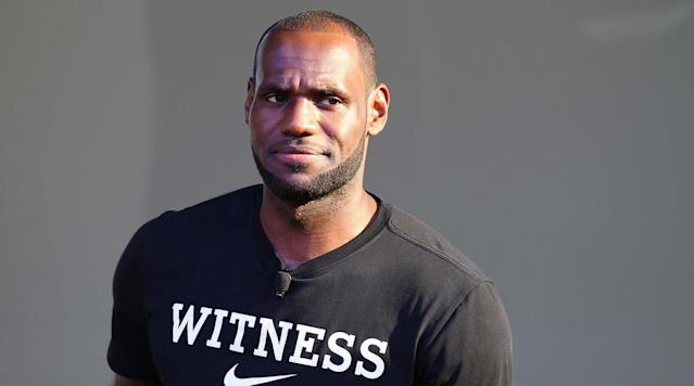 LeBron James is Firmly Against the Use of Square Basketballs