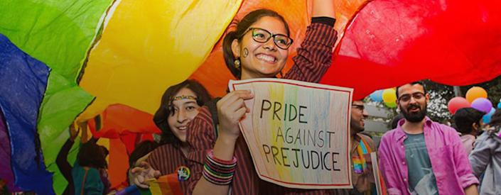 A Pride parade image used for representational purpose only.
