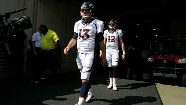 Broncos to name Trevor Siemian as starting QB over Paxton Lynch, report says