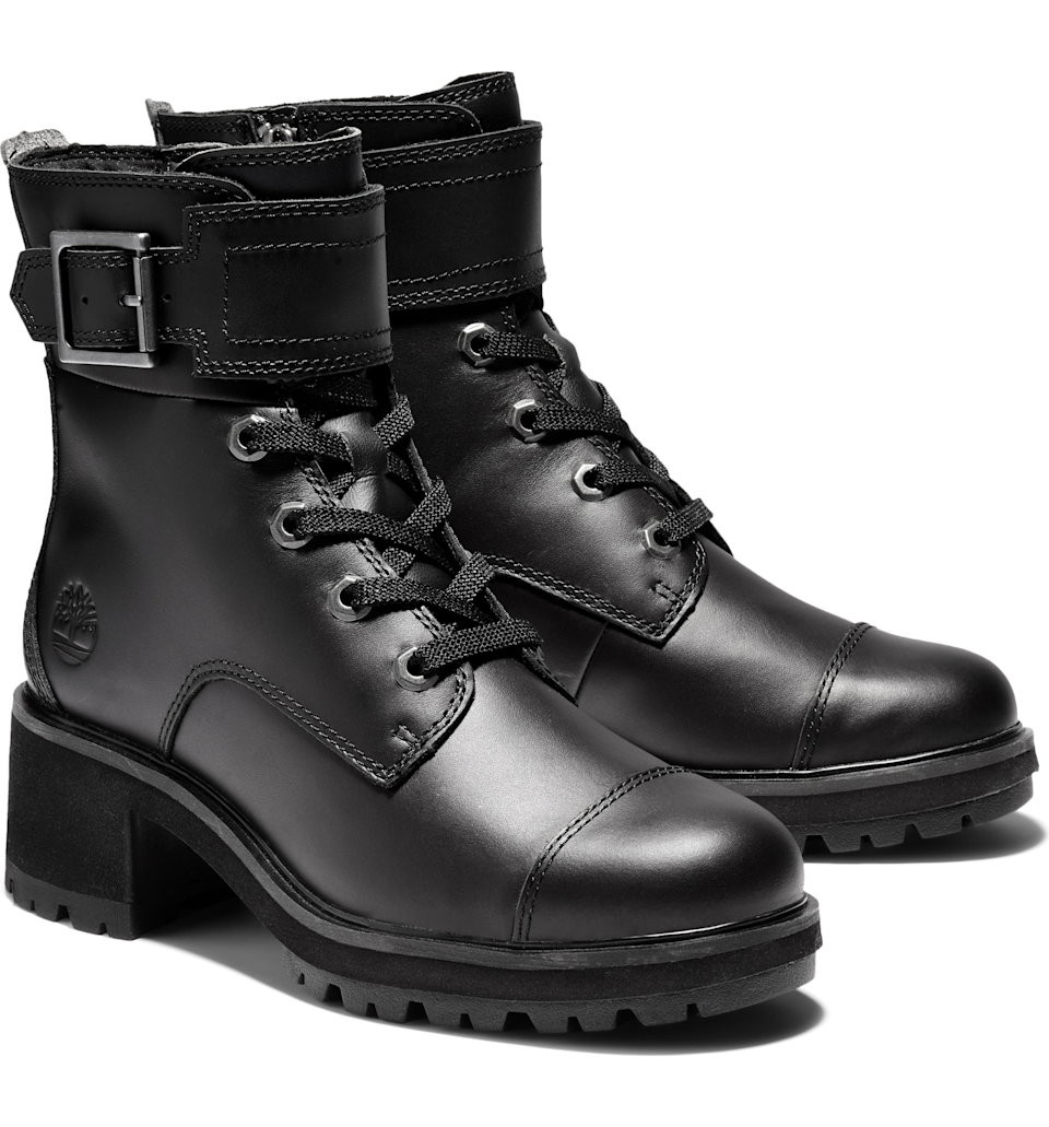 "<br><br><strong>Timberland</strong> Kori Park Moto Boot, $, available at <a href=""https://go.skimresources.com/?id=30283X879131&url=https%3A%2F%2Fwww.nordstrom.com%2Fs%2Ftimberland-kori-park-moto-boot-women%2F5716779"" rel=""nofollow noopener"" target=""_blank"" data-ylk=""slk:Nordstrom"" class=""link rapid-noclick-resp"">Nordstrom</a><span class=""copyright"">Photo Courtesy of Opening Ceremony.</span>"