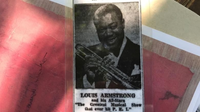 Islanders recall Louis Armstrong's troubled visit to P.E.I.