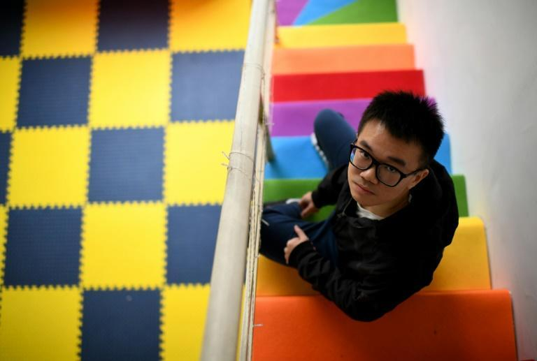 Matthew says the way forward for China's gay community is through 'making small progress' rather than big statements that rattle the hyper-sensitive authorities