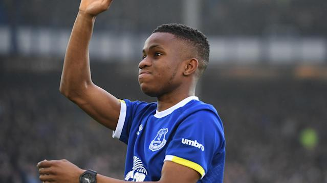 All eyes on him: Lookman is expected to star next season under a new manager