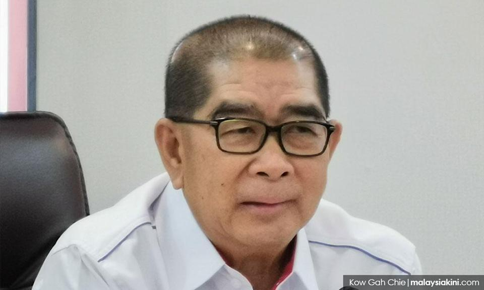 Minister in the Prime Minister's Department (Sabah and Sarawak Affairs) Maximus Ongkili