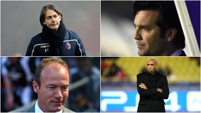 Solari sacked: Henry, Inzaghi and the players whose coaching returns didn't go to plan