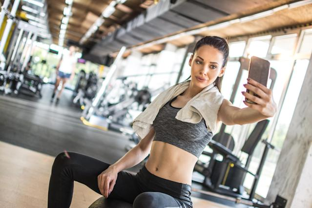 """Less than a fifth of women find fitness influencers """"relatable"""". [Photo: Getty]"""