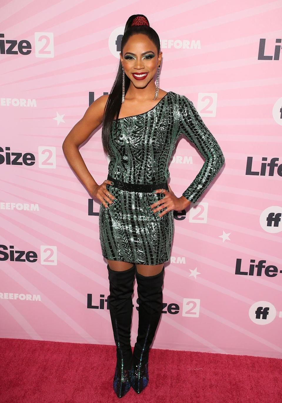 <p>Shanica Knowles (who sadly, before you ask, is <em>not</em> related to those famous singing sisters) is still working in TV. In 2018, she starred in Tyra Banks' <em>Life-Size</em> 2.</p>