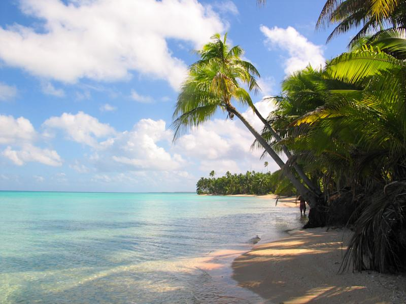 The island of Motu Teta in French Polynesia could be all yours for about $4.5 million.Source: Vladi Private Islands / mediadrumimages.com