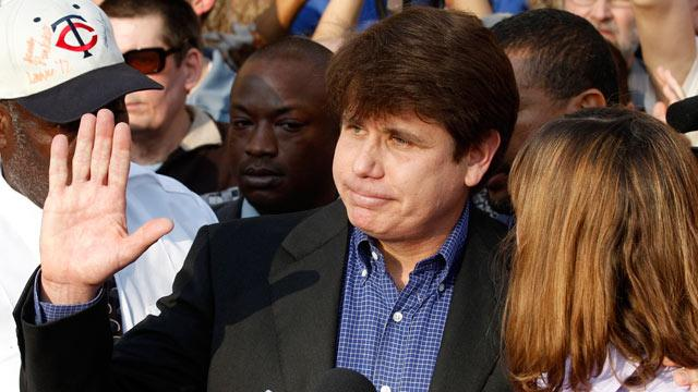 As Blagojevich Heads to Prison, What Will Become of His Hair?