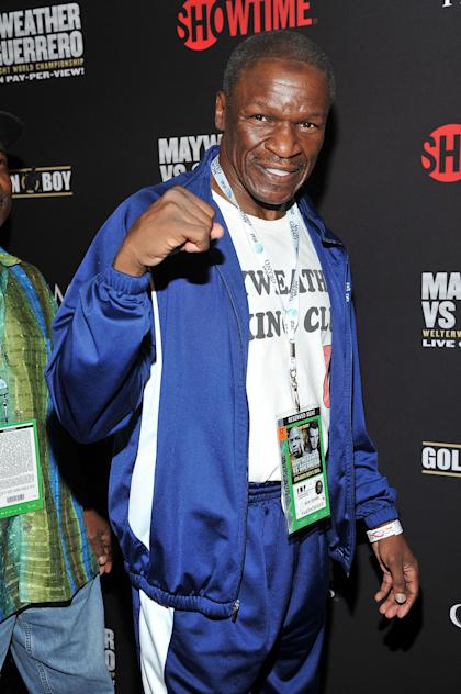 Floyd Mayweather Sr. (Photo by Jeff Bottari/Getty Images)