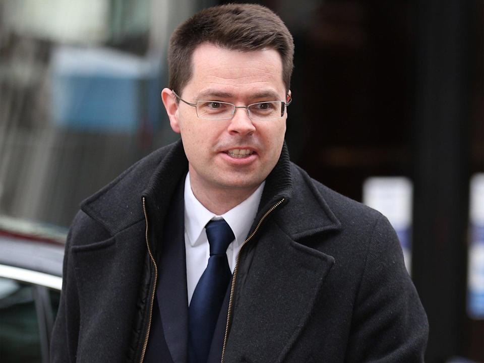 <p>James Brokenshire says UK will remain a 'global leader on security'</p> (Getty)
