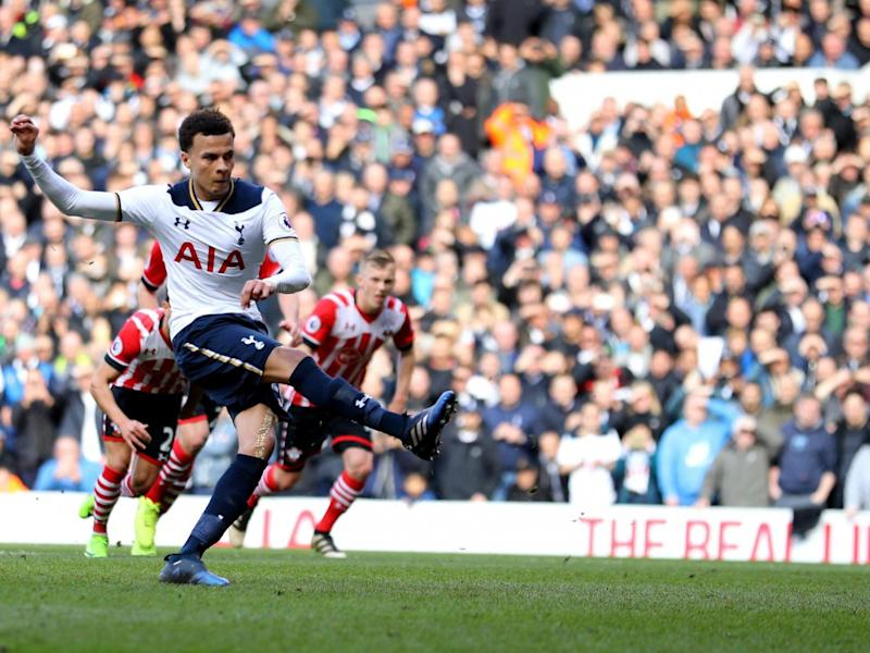Alli had a fine game against Southampton (Getty Images)