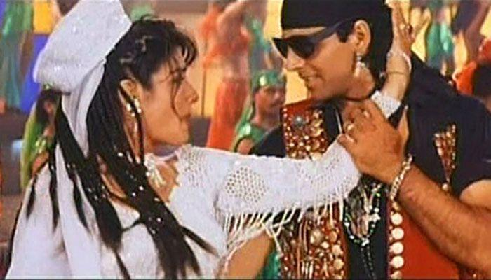 """A blockbuster all the way, we still remember this multi-starrer for the two evergreen chartbusters, """"<em>Tu Cheez Badi Hai Mast Mast</em>"""" and """"<em>Tip Tip Barsa Paani</em>""""."""