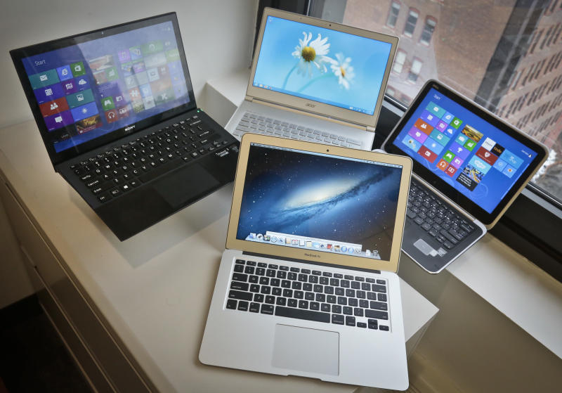 Review: Haswell laptops deliver on long battery