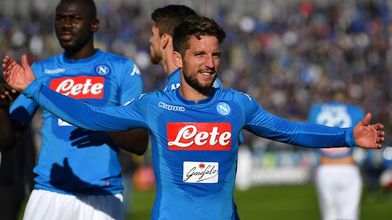 Arsenal and Man Utd target Mertens claims 'nobody called' in January window