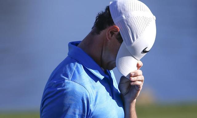 "<span class=""element-image__caption"">Rory McIlroy was knocked out of the WGC Match Play Championship without hitting a shot on Thursday.</span> <span class=""element-image__credit"">Photograph: ddp USA/Rex/Shutterstock</span>"