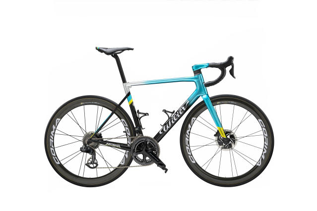 WorldTour team Astana's riders will race on Wilier 0 SLR road bikes for the 2020 season