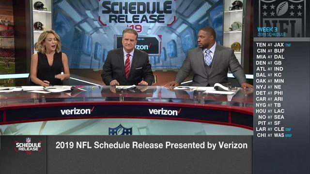NFL Network's Maurice Jones-Drew, Steve Mariucci and Colleen Wolfe discuss which teams they believe have the toughest schedules in 2019.