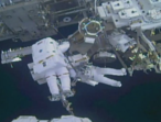 """<p>Flight Engineers Mark Vande Hei of <span class=""""caps"""">NASA</span> and Norishige Kanai of the Japan Aerospace Exploration Agency spent six hours outside the International Space Station on Friday, February 16, performing maintenance work on the station's robotic arms.</p><p>The two astronauts removed two of Canadarm2's """"hands,"""" one for storage and the second to be shipped back to earth for refurbishing. Credit: <span class=""""caps"""">NASA</span> via Storyful</p>"""