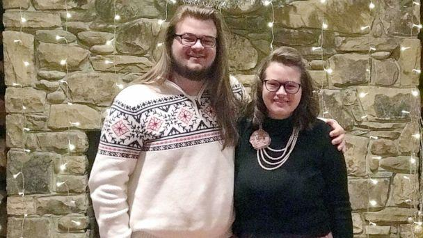 PHOTO: Seth Washam and Emma Washam are pictured in a family photo. (Carson-Newman University )