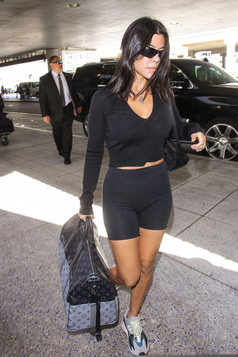 "<p>""I try to eat healthy and include as many organic whole foods as possible,"" Kourtney said on her <a href=""https://www.kourtneykardashian.com/kourt/1164-kourtney-kardashian-meal-plan"" rel=""nofollow noopener"" target=""_blank"" data-ylk=""slk:website"" class=""link rapid-noclick-resp"">website</a>.</p><p>While any veggie is better than no veggie, organic <em>might</em> have a slight edge: Research published in the <em>British Journal of Nutrition</em> found that organic crops and products made from them pack 17 percent more antioxidants on average than conventional products.</p>"