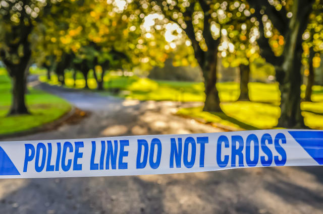 Officers discovered the body of a man on Wednesday at a farm at Cromhall, near Wotton-under-Edge, Gloucestershire following a two-day search. (Getty)
