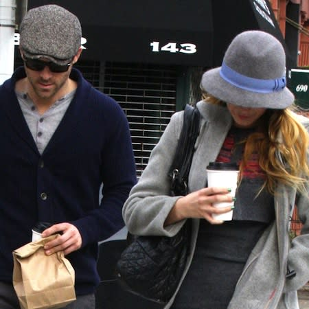 Blake Lively 'moving in with Ryan'