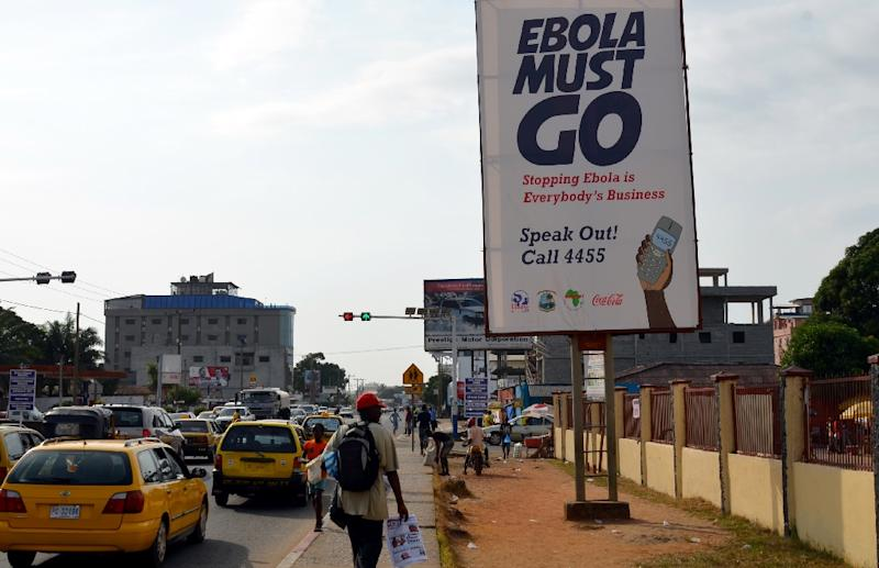 Liberia has for the first time since May gone a week without reporting any new cases of Ebola (AFP Photo/Zoom Dosso)