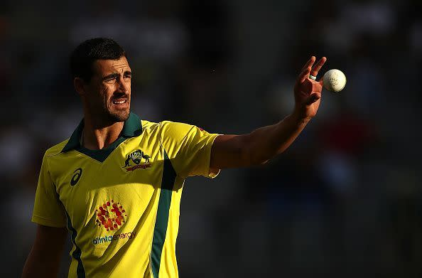 Starc was the man of the tournament in the 2015 CWC