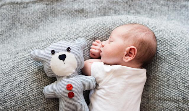 Did your baby name make the list? [Photo: Getty]